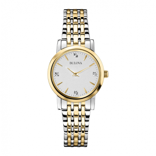 Bulova Classic Diamonds Lady - 98P115